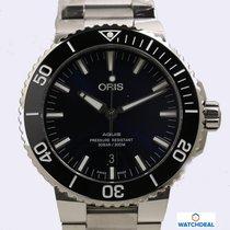 Oris Aquis Date     01 733 7730 4135-07 8 24 05PEB