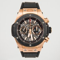 Hublot NEW Big Bang Unico King Rose Gold  Ceramic