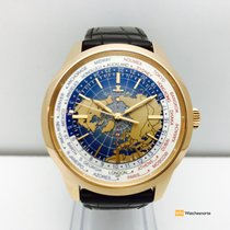 Jaeger-LeCoultre Geophysic Universal Time Pink Gold. NEW