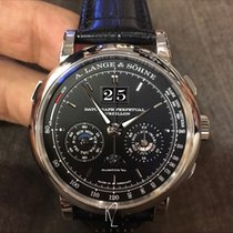A. Lange & Söhne Datograph Perpetual Tourbillon Black dial