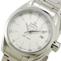 Omega シーマスター アクアテラ クオーツ レディース 腕時計 23110306002001