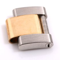 Rolex 34mm 18K/SS Date Oyster Band Link For 15233 Models