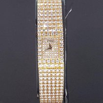 Piaget Lady's 18k Yellow Gold & Factory Diamond 14+...