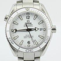 Omega Seamaster Planet Ocean White Dial 42mm 23230422104001