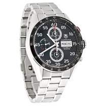 TAG Heuer Carrera Chronograph Automatic Mens Watch CV2A10.BA0796