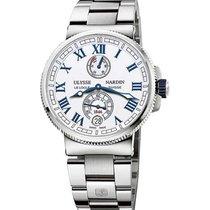 Ulysse Nardin 1183-126-7M.40 Marine Chronometer 43mm Automatic...