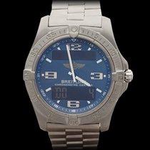 브라이틀링 (Breitling) Aerospace Titanium Titanium Gents E56062