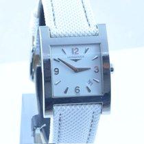 Longines Herren Uhr Dolce Vita Quartz 30mm Stahl/stahl