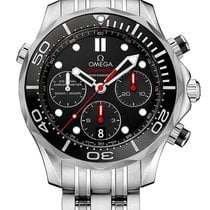 Omega Seamaster Diver 300M Co-Axial Chonograph 41,5 MM