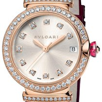 Bulgari Lucea Automatic 33mm lup33c6gdld/11