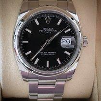 Rolex Oyster Perpetual Date 115200 (05/2016)- GARANTIE ROLEX 2021