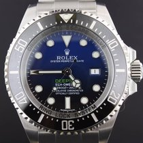 Rolex Sea-Dweller Deepsea D-Blue Full Set 44MM