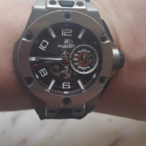 Hublot Big Bang Ferrari Unico Titanium 45mm Mens Watch