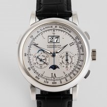 "A. Lange & Söhne Datograph Perpetual Platinum ""Grande..."