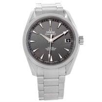 Omega Seamaster Aqua Terra Mens Steel Watch 231.10.39.21.06.001
