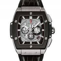 Hublot Spirit of Big Bang Titan Keramik Skelettiert Automatik...