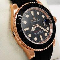 勞力士 (Rolex) Yacht Master 116655 Bksrs 18k Everose Gold 40mm...