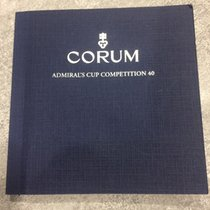Corum Manual booklet adm cup 40mm competition