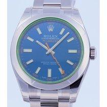Rolex Milgauss 116400GV Z-Blue Unworn