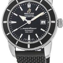Breitling Superocean Héritage 42 Date Black Dial