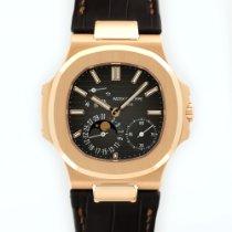 Patek Philippe Rose Gold Nautilus Power Reserve Watch Ref. 5712R