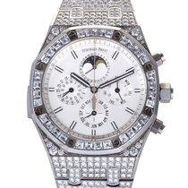 Audemars Piguet Royal Oak Grand Complication Chronograph Watch...