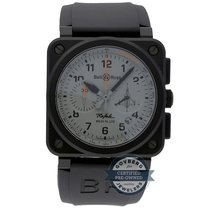 Bell & Ross BR-03 Rafale Limited Edition BR03-94-RAFALE-C