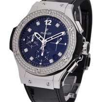 Hublot 341.SX.1270.VR.1104 Big Bang Shiny 41mm in Steel with...