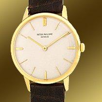 "Patek Philippe Gent's 18K Yellow Gold Vintage  ""Calatr..."