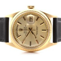 Rolex Mens Yellow Gold Day-Date President - Champagne Dial 1803