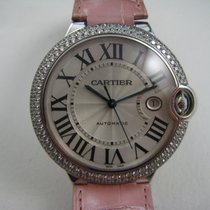Cartier BALLON BLEU DIAMONDS, WE900951,Large