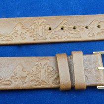 Tissot Wood Watch/Rock Watch Leather Strap/Band 16mm