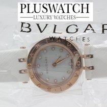 Bulgari B.ZERO1 B Zero 1 Gold Diamond White 102176 23MM T