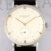 Vacheron Constantin 18K Vintage White Gold small second Cal....