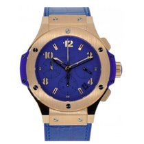 Hublot Big Bang Tutti Frutti 18K Solid Rose Gold Chronograph