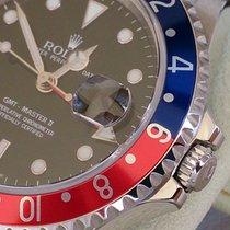 Ρολεξ (Rolex) GMT II ST REF 16710 +WIE NEU +Rolex Revision u...