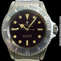 롤렉스 (Rolex) 5513 Submariner Gilt Gloss Meters First Dial...