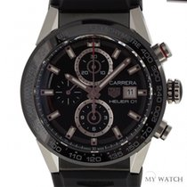 TAG Heuer タグ・ホイヤー (TAG Heuer) Carrera Chronograph Calibre...
