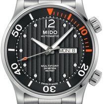 Mido Multifort Automatikuhr M005.930.11.060.80