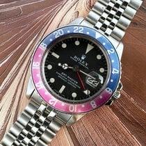 Ρολεξ (Rolex) GMT-Master 1675 Fucsia mk2 white