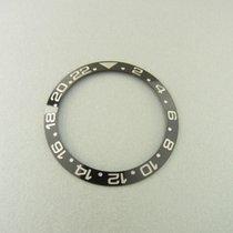 Rolex Gmt Master Keramik Einlage Lünette Schwarz Ref 116710...