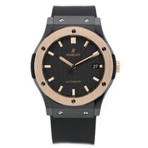 Hublot Classic Fusion Ceramic King Gold 45 mm