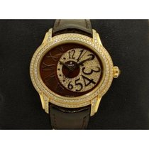 Audemars Piguet | Millenary Precious Diamond-set 18k Yellow Gold