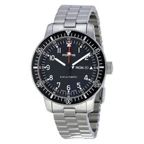 Fortis B-42 Official Cosmonauts Black Dial Men's Watch