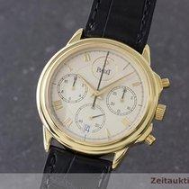 Piaget Gouverneur Chronograph 18k Gold Automatik Ref. 12978...