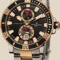 Ulysse Nardin Diver Maxi Marine Titanium