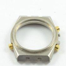 Bulgari Kautschuk Armband 22mm Mit Dornschliesse