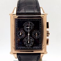 Girard Perregaux 18k 1945 Xxl Rose Gold Perpetual Chrono Ref:...