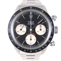 Rolex Daytona 6263 Big Red Sigma dial and Rolex service from...