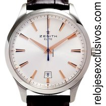 Zenith Elite Central Second